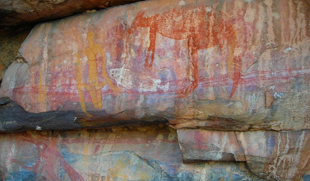 Seven Amazing Aboriginal Rock Art Sites Australian Traveller