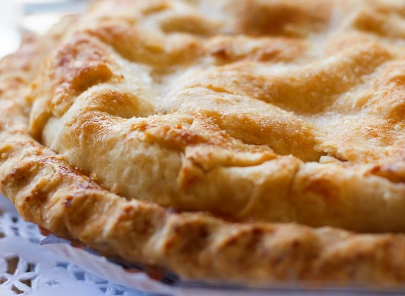 Norfolk Island is all about the pies.