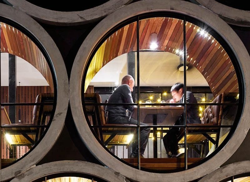 No pipe dream: A new look for Prahan Hotel, Melbourne.