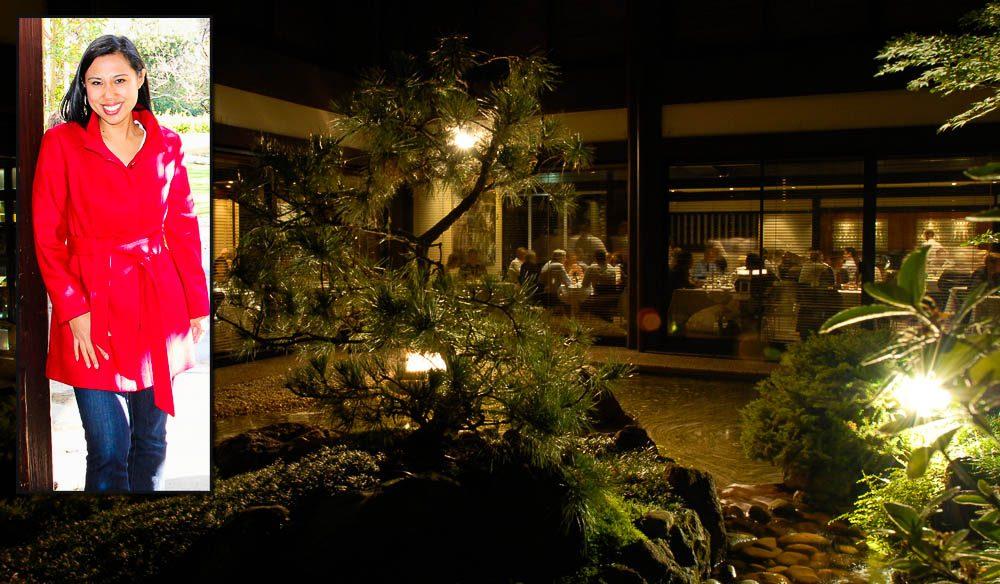 Travel writer Angelina Nicholas's meal to remember: Tetsuya's, Sydney.