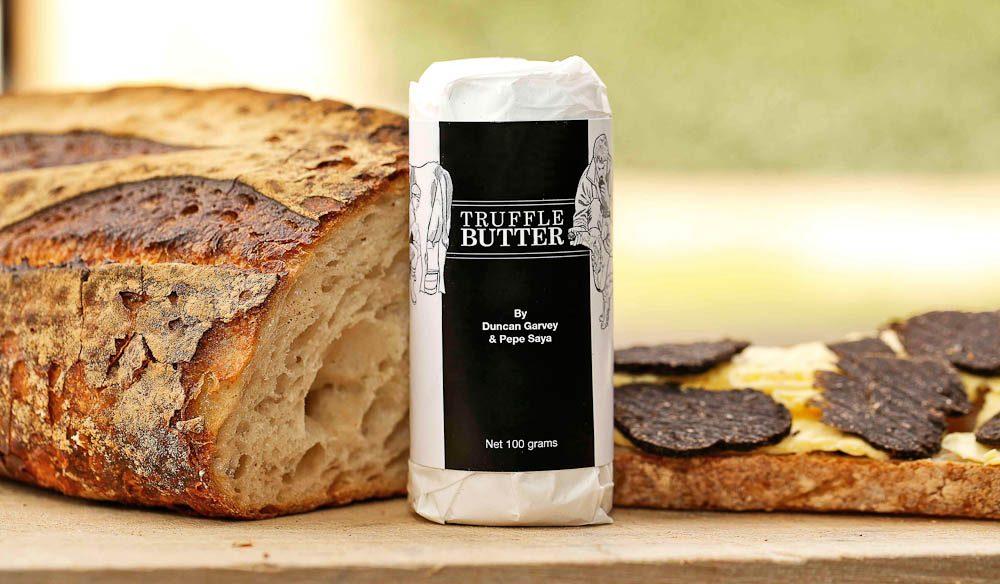 Pepe Saya Truffle Butter.