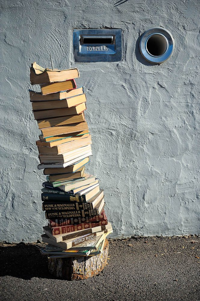 Spiral under control: Booktown, Clunes, Victoria - by Jesse Booher.