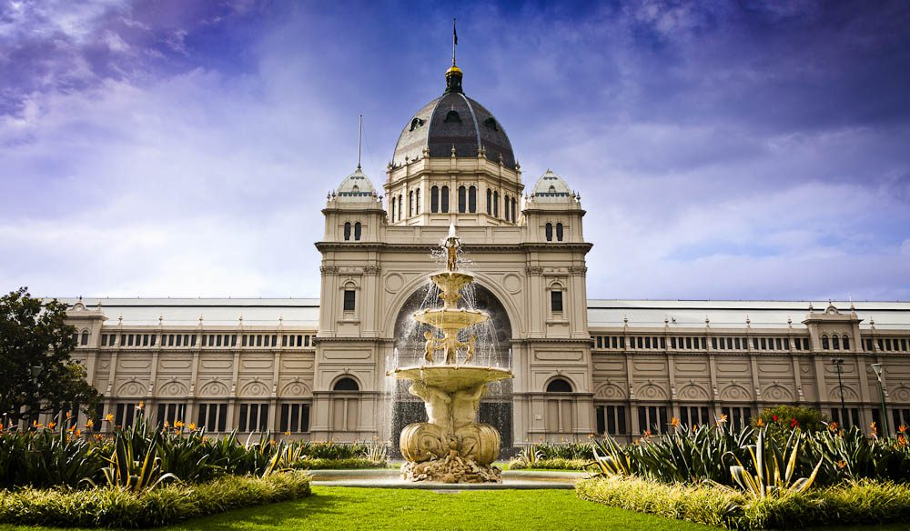 Royal Exhibition Building Carlton VIC