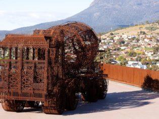 Cement Truck by Wim Delvoye