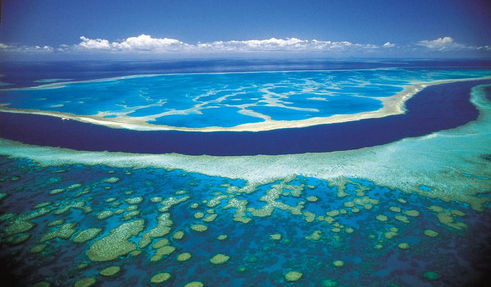 Breathtaking: Hardy Reef, Great Barrier Reef.
