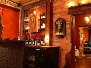 Melbourne's east has lower key yet stylish establishments such as Mexican cantina Ghingon (Swan Street, Richmond).