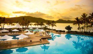 Hayman Resort pool