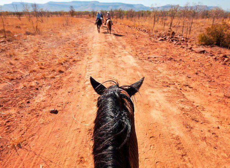 Kimberley by horseback