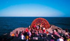Sculpture by the Sea returns to Bondi this weekend (photo: Brett Winstone).