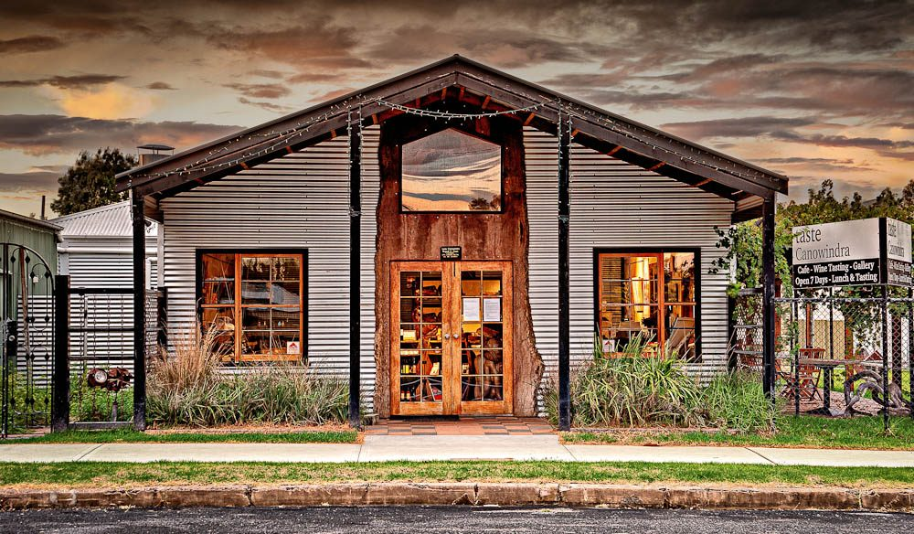 Follow the grape vine - Taste Canowindra makes a cosy pit-stop on the central NSW wine trail.