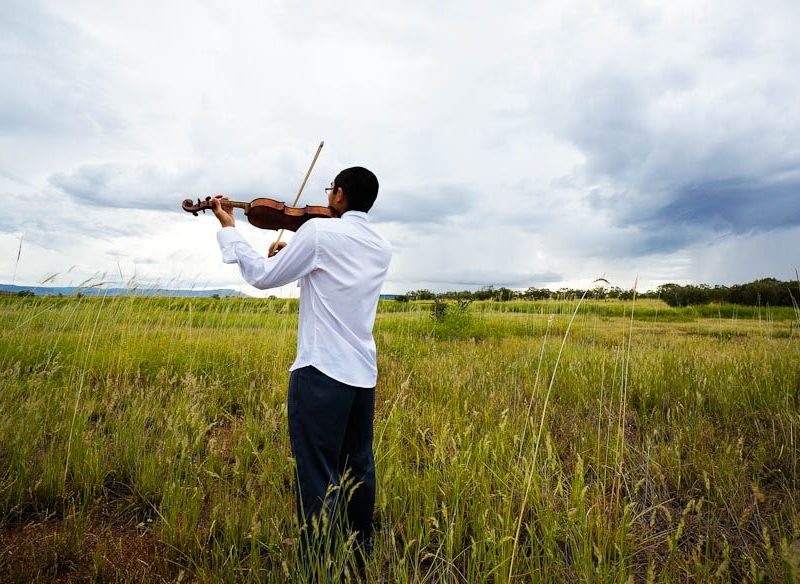 Music for Wyndham, east Kimberley, in the wet season (by Yen Teoh).