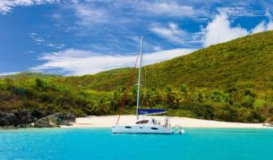 What to do on your 'bareboat'? You'll work it out.