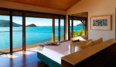 Any more ocean view and you would be wet - qualia, Hamilton Island.