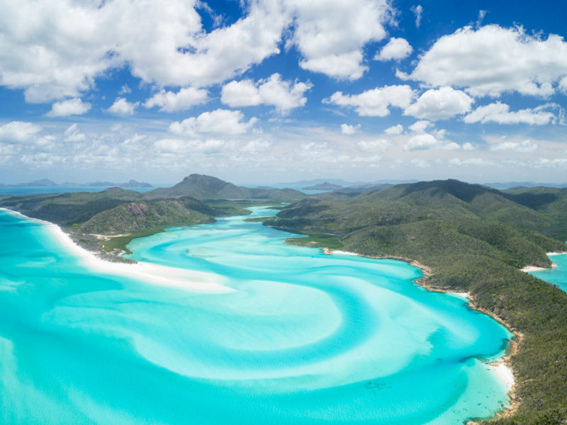 Whitsunday Islands QLD