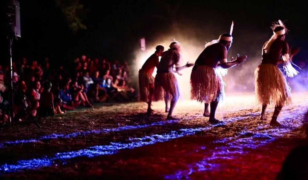 Lockhart River dancers