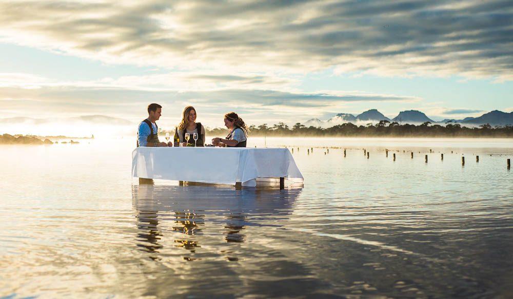 Tasmania 39 S Saffire Freycinet Of 39 Barefoot Luxury