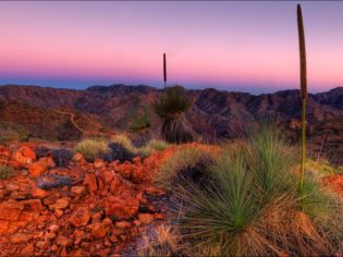 Arkaroola, in the northern Flinders Ranges, a favourite of both Dick Smith and Sir Douglas Mawson.