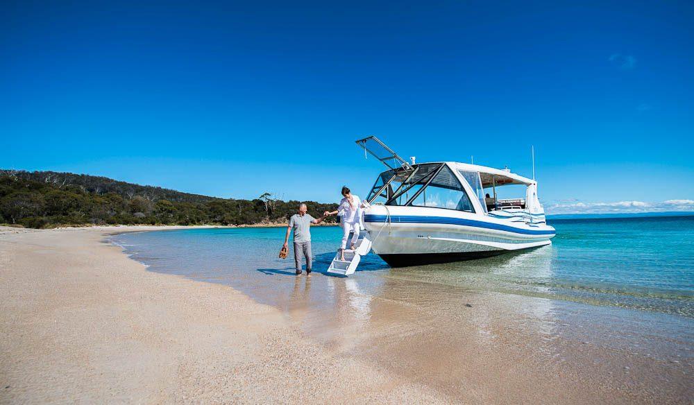 Fancy a Coles Bay joy ride?