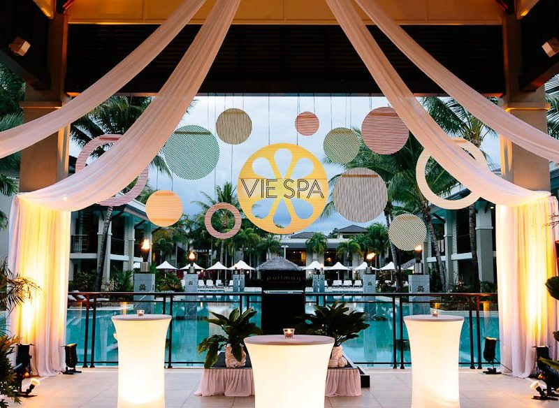 Pullman has unveiled Australia's newest luxury hotel spa brand Vie Spa.