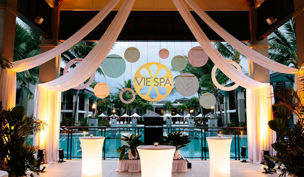 Pullman has unveiled Australia's newest luxury hotel spa brand Vie Spa.