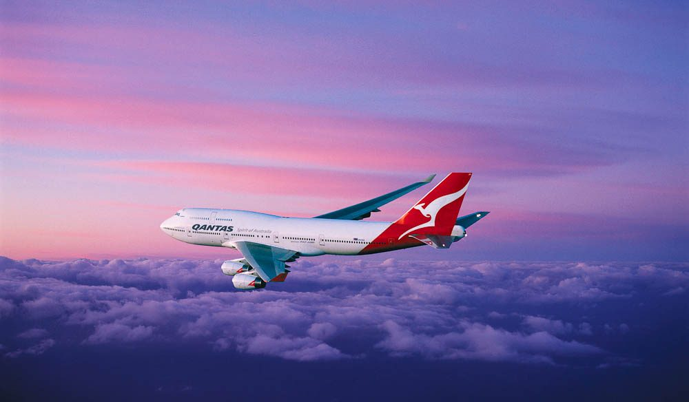 Third year in a row for Qantas.
