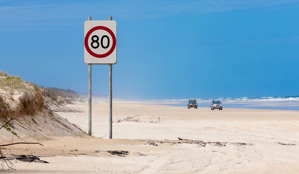 Fraser's sand highway.