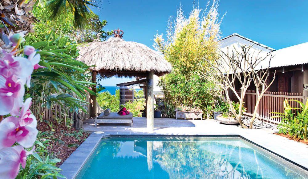Balinese Beach House, Noosa.