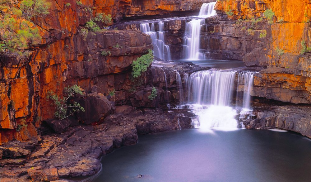 Red rock fantasy - The Kimberley took the Dream Destination gong