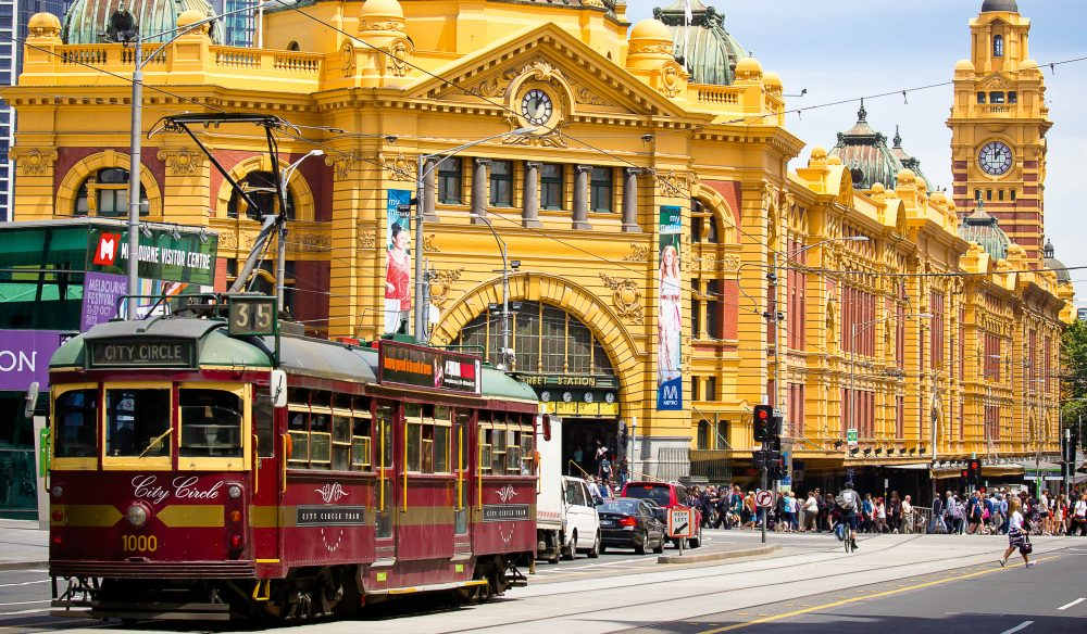 Mish-mashing old and new in Melbourne