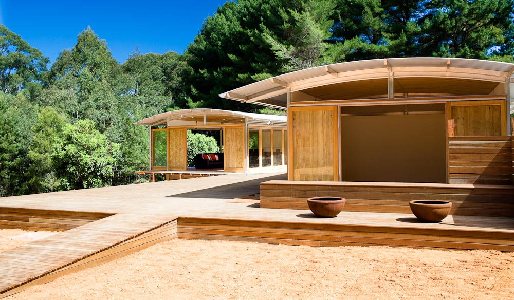 Glamping and comfortable wilderness experiences, such as Bothfeet's Great Ocean Walk, is set to attract more people to the great, pampered outdoors.