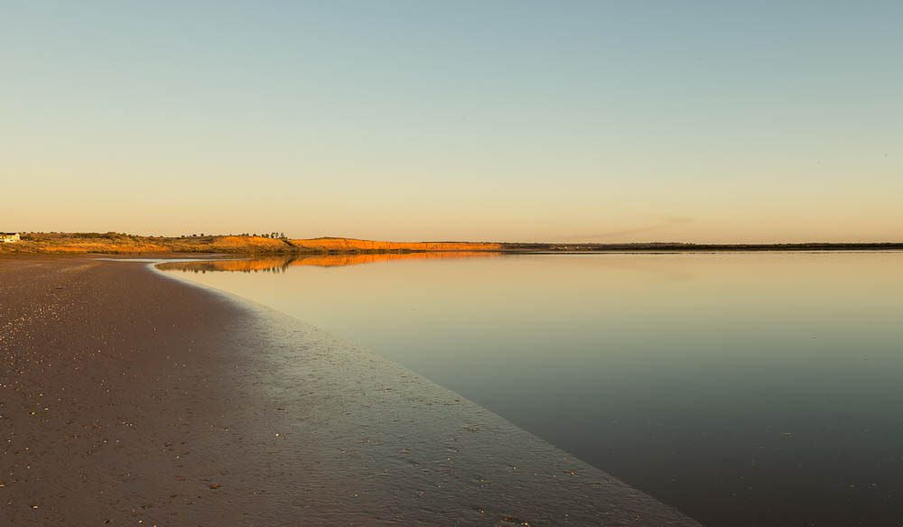 Spencer Gulf, Port Augusta.