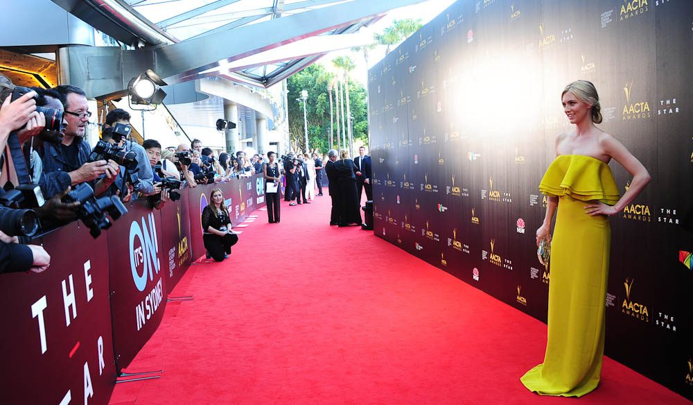 Play 'Hollywood' and buy tickets to the AACTA Awards, including the red carpet experience.