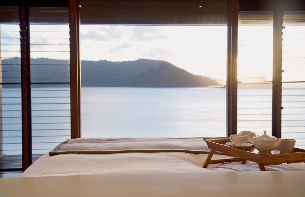Windward Pavilion, qualia