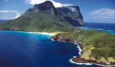 """Lord Howe Island: a """"tiny utopian speck"""" only a couple of hours by plane from Sydney or Brisbane."""