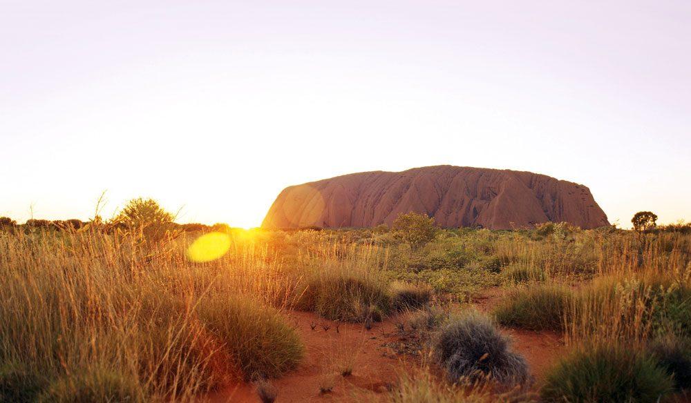 Enough said! Uluru, Kata Tjuta National Park (photo: Tourism Australia).