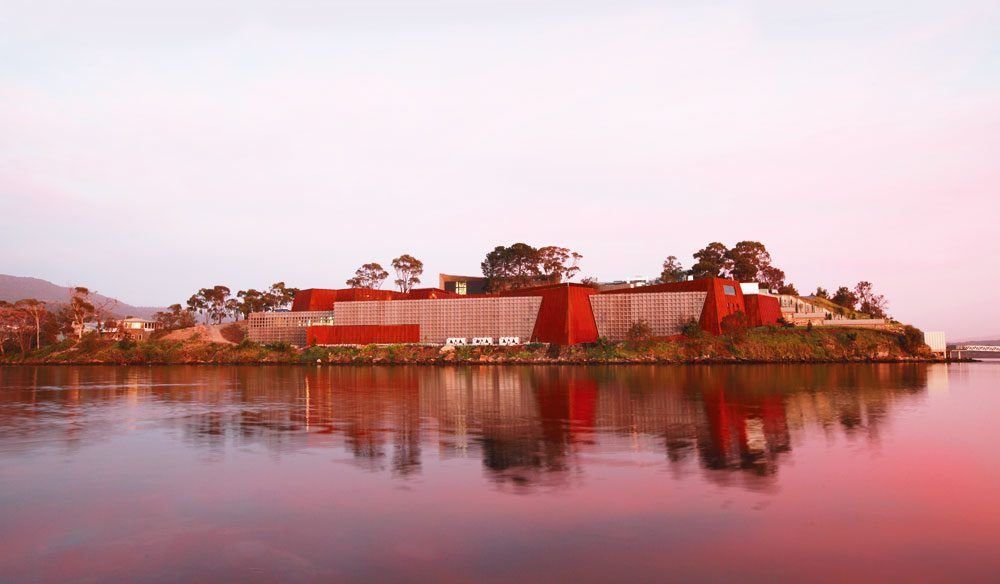 Don't miss MONA if you're down in Hobart - in fact, it is the reason to go!