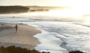 Kangaroo Island: Only a short trip from Adelaide but miles of room to move (photo: Cameron Bloom).