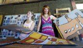 Red-hot art sale: Tiwi Islands.