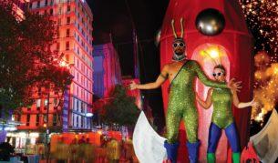Unique: Adelaide's Fringe Festival.