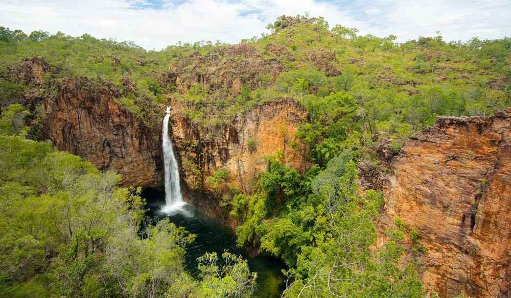 Tolmer Falls, Litchfield National Park, NT.