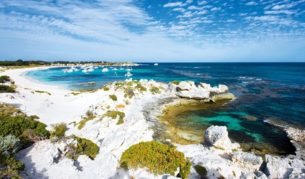 Laidback and lovely: Rottnest Island, WA.