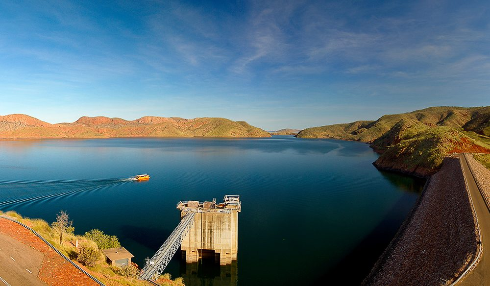 Lake Argyle (Tracy Ryan).