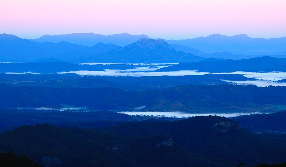 Christine Salins' favourite weekend: Lamington National Park, Gold Coast hinterland. What's yours?