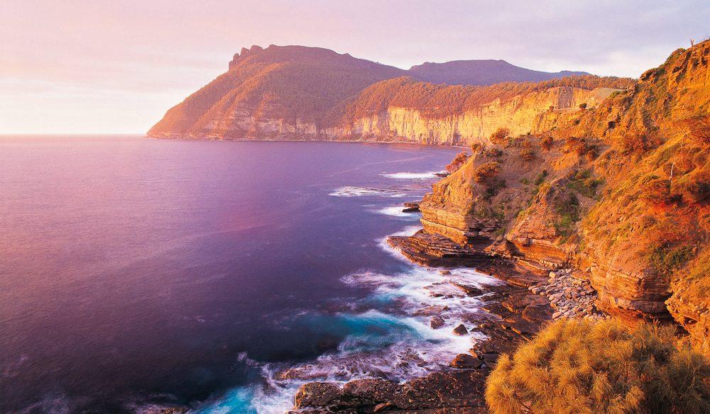 Tassie's Maria Island.