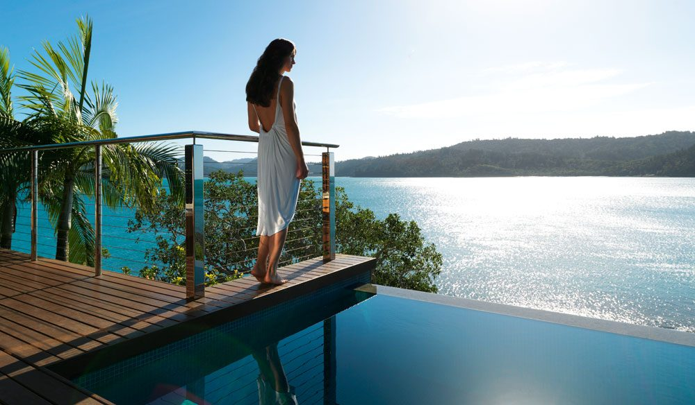 qualia, Hamilton Island - just once...