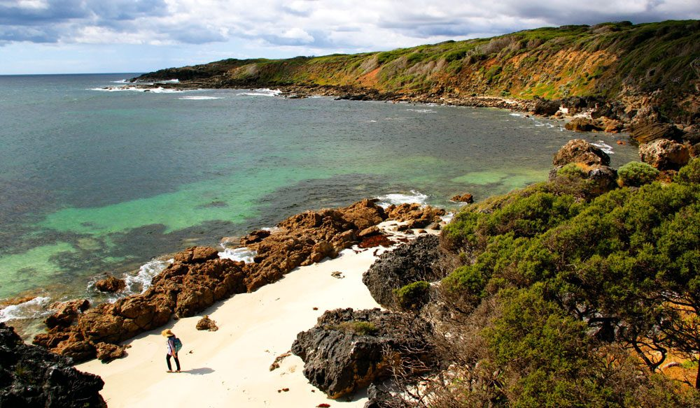One of the coastal favourites, WA's Cape to Cape.