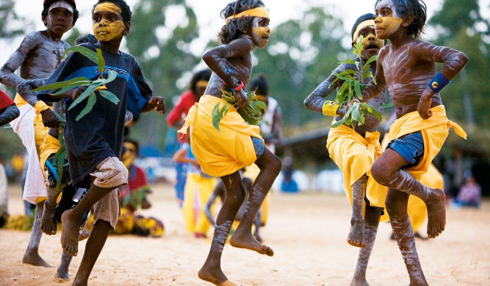 Garma Festival, NT: Indigenous culture at is most vibrant and lively. (Photo: Quentin Long)
