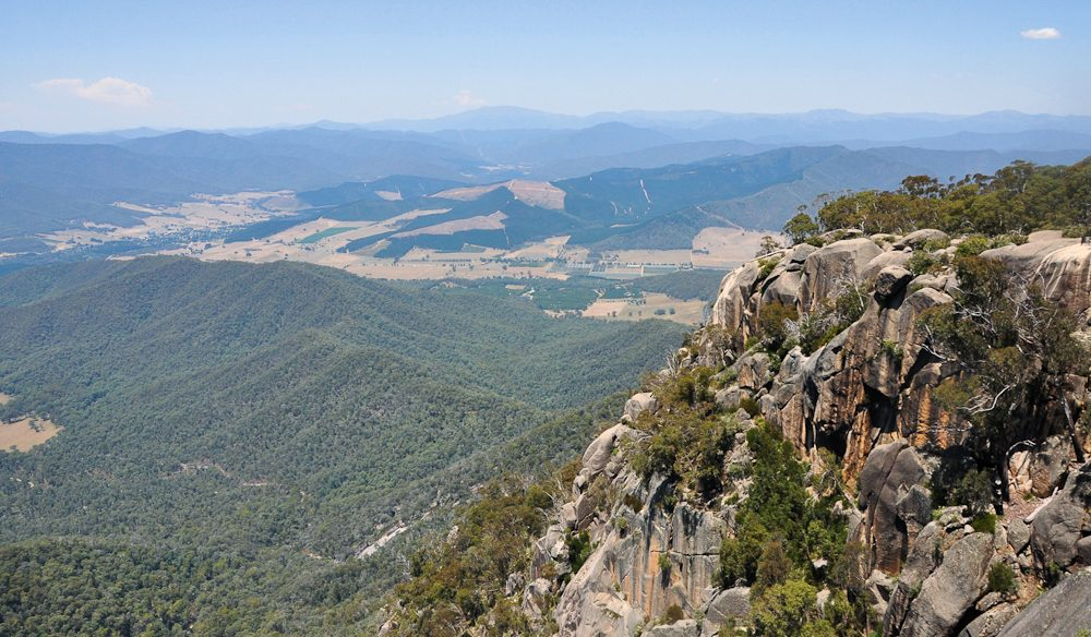 Mount Buffalo Gorge.