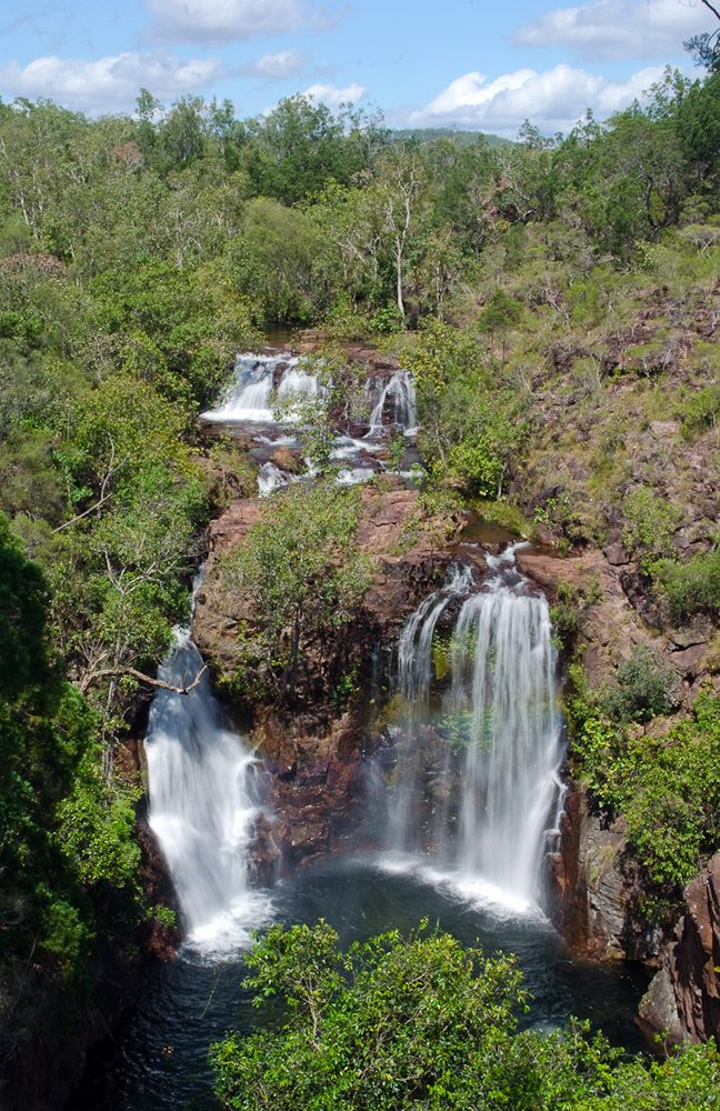 Florence Falls, Litchfield National Park, NT (Photo: Tracy Ryan).
