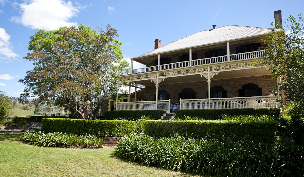 Lindeman's Estate, Pokolbin, Hunter Valley (photo: Ryan Auberson-Walsh).